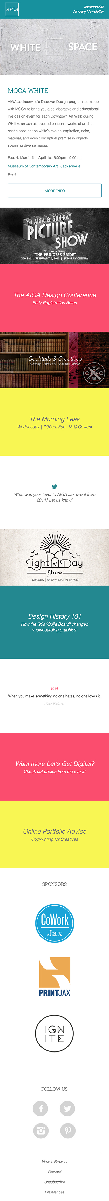 Aiga newsletter january 15 mobile