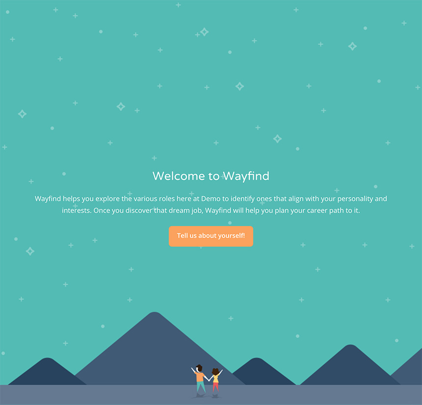 Onboarding Intro Screen